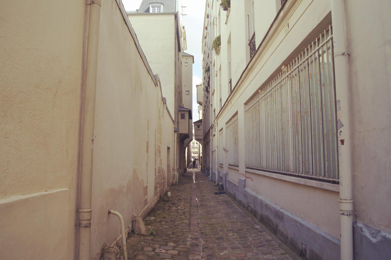 La ruelle Sourdis, vestige médiéval