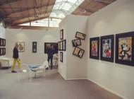 Urban Art Fair : l'art du graffiti et du tag au Carreau du Temple