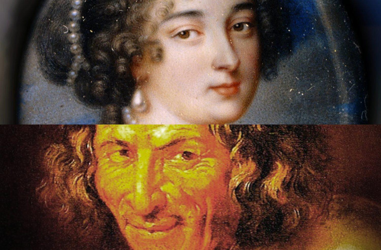M. et Mme Scarron : des maraisiens très influents