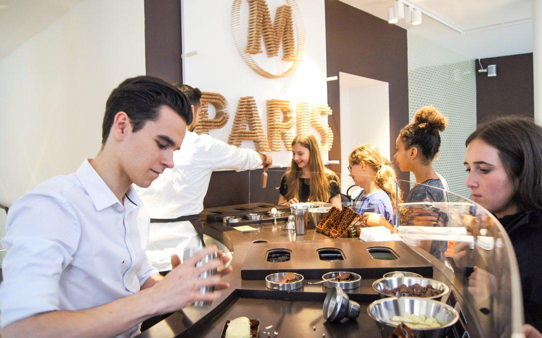 Magnum : un bar à glace éphémère dans le Marais (Pop-Up store)