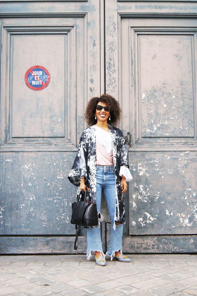 Le look d'Alessia - Le Marais Mood - Le Marais Paris France