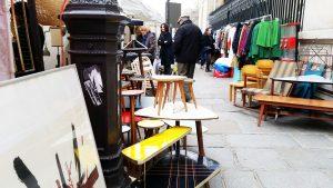 Brocante rue de Bretagne - Le Marais Mood - Bonnes adresses dans le Marais à Paris -