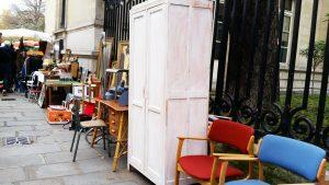 Brocante rue de Bretagne - Le Marais Mood - Bonnes adresses dans le Marais à Paris - -
