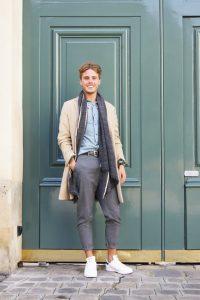 Le look de Julien - Le Marais Mood - Bonnes adresses dans le Marais à Paris