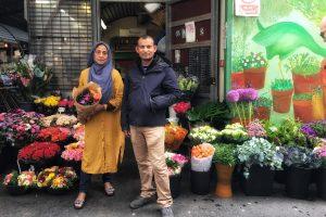 Fleuristes-enfants-rouges - Le Marais Mood - Bonnes adresses dans le Marais à Paris