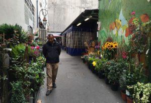 Fleuristes marché des enfants rouges - le marais mood - bonnes adresses dans le marais à paris
