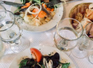 Le restaurant pour voir la Seine monter ou descendre : Café Louis Philippe