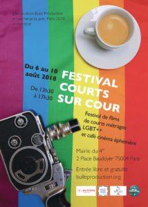 Festival courts sur cour - Le Marais Mood - Bonnes adresses dans le Maris à Paris