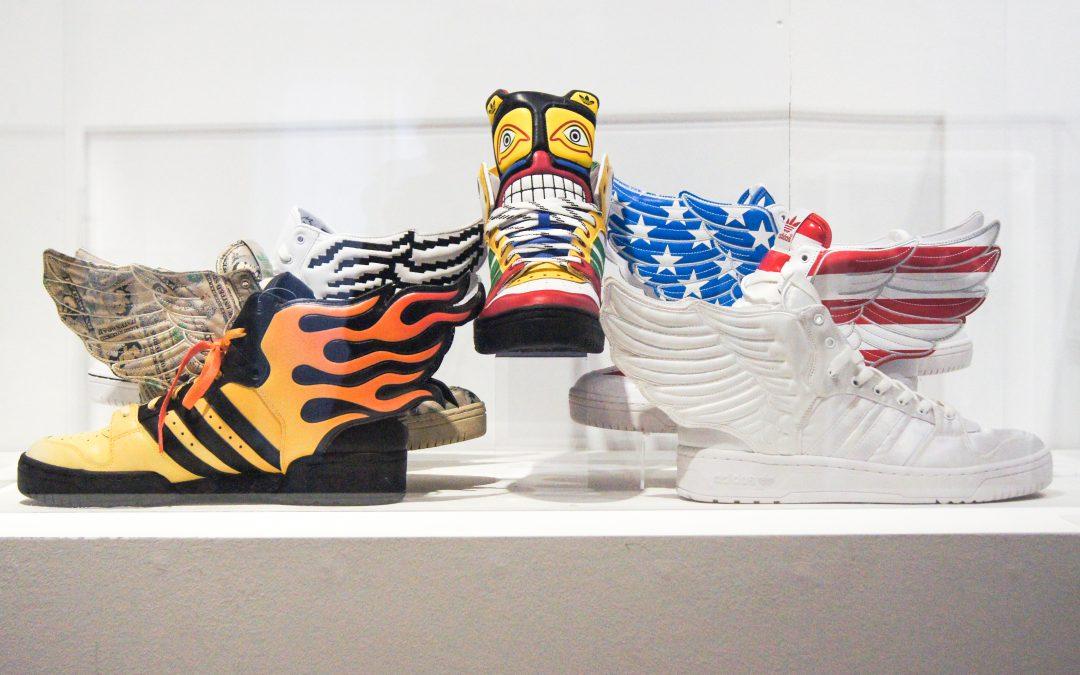 Sneakers : l'exposition sur des objets de désirs