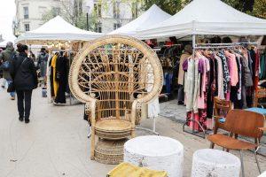 La brocante de la rue de Bretagne- Le Marais Mood - Bonnes adresses dans le Marais à Paris