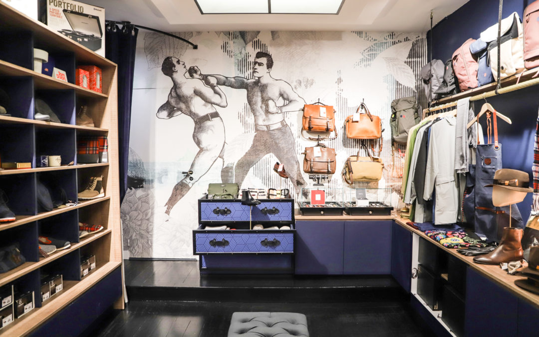 Arty Dandy, un concept-store avec « french-touch »
