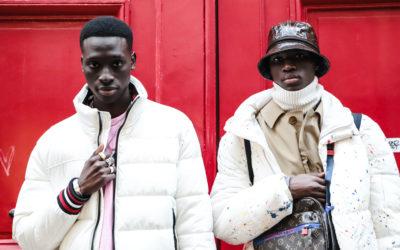 Le look de Baba et Mamadou