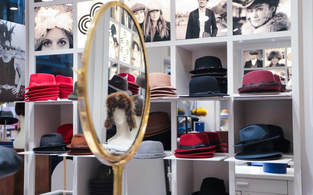 Coup de chapeau à Courtois Paris
