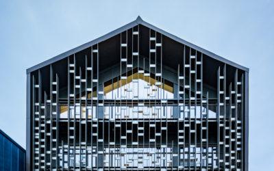 La galerie qui célèbre l'architecture