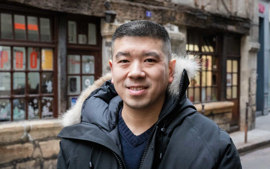 Le nouvel an chinois par Lin Shuang