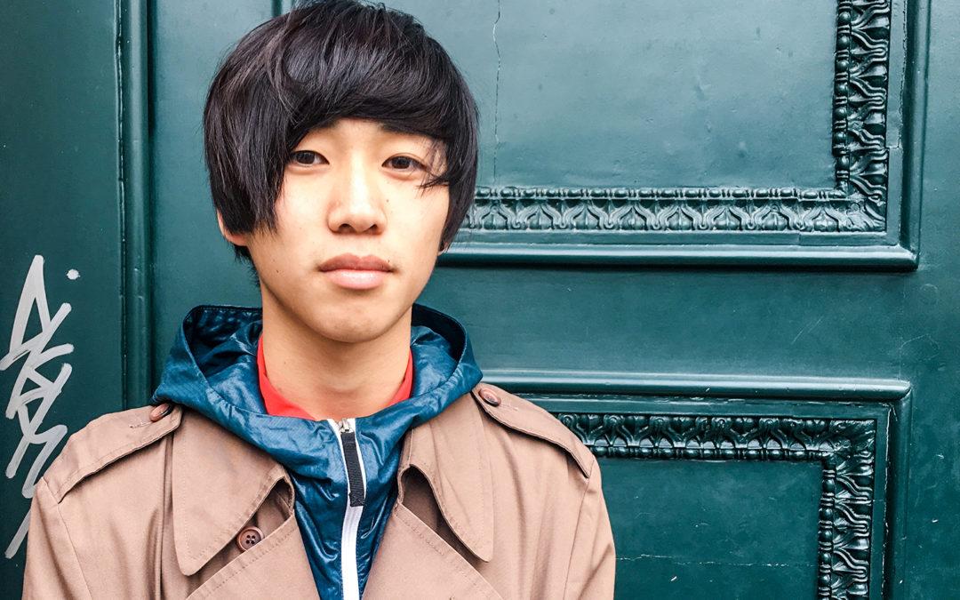 Le look de Rikito Inui