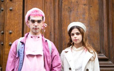Le look de Carla et Vincent