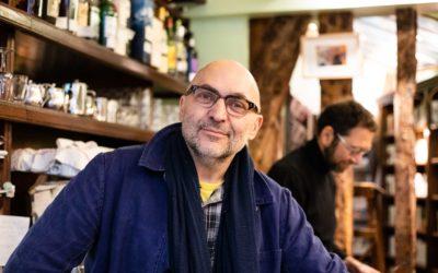 Xavier Denamur, militant de la bonne bouffe