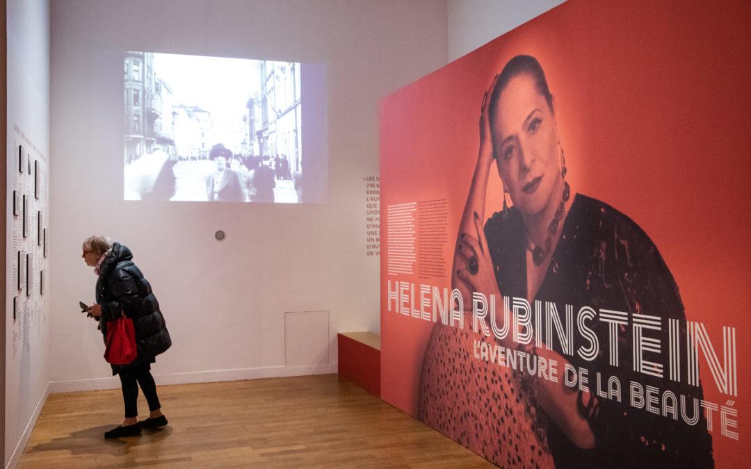 Exposition au MahJ: Helena Rubinstein, impératrice de la beauté