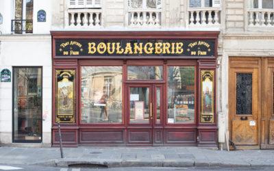 C'est l'une des meilleures baguettes de Paris