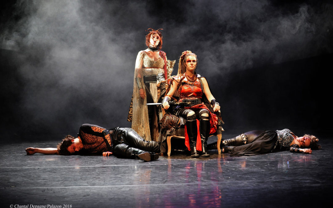Le théâtre Dejazet ressuscite « Game of Thrones »
