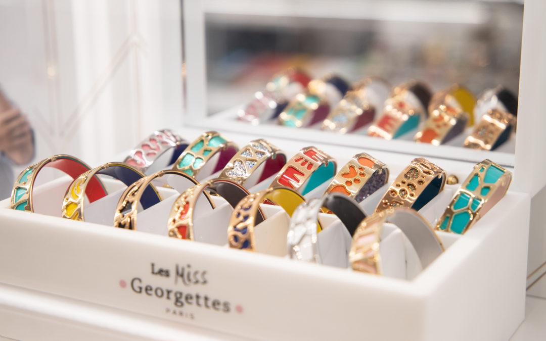 Le bijoutier « Georgettes by Altesse » a plus d'un tour dans sa manchette