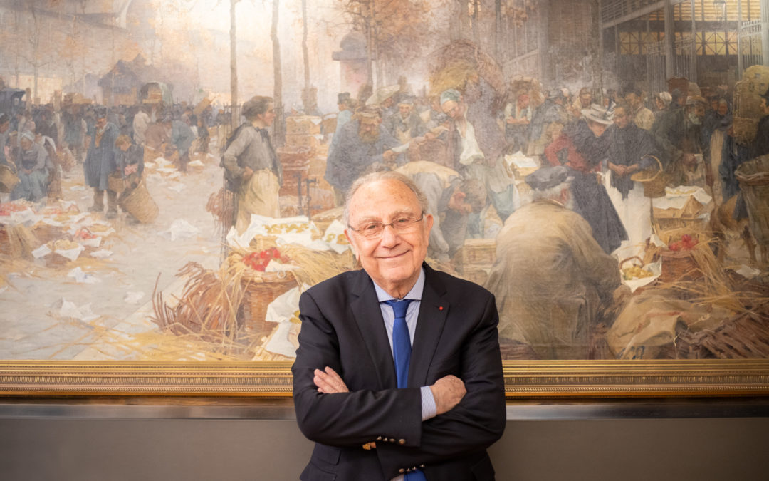 Pierre Aidenbaum : «Je me souviens du Marais…» (vidéo)