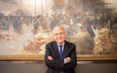 Pierre Aidenbaum, maire du 3e : «Je me souviens du Marais…»