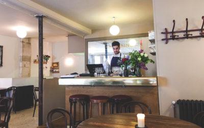 Capitaine, un restaurant amarré au Marais
