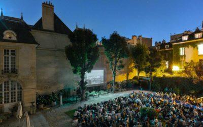 30 et 31 août : cinéma en plein air à l'Institut suédois
