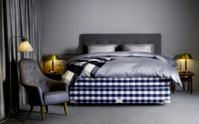 Hästens, les lits cinq étoiles débarquent dans le Marais (pop-up store)