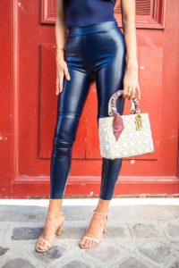 Street Style Bianca le marais paris
