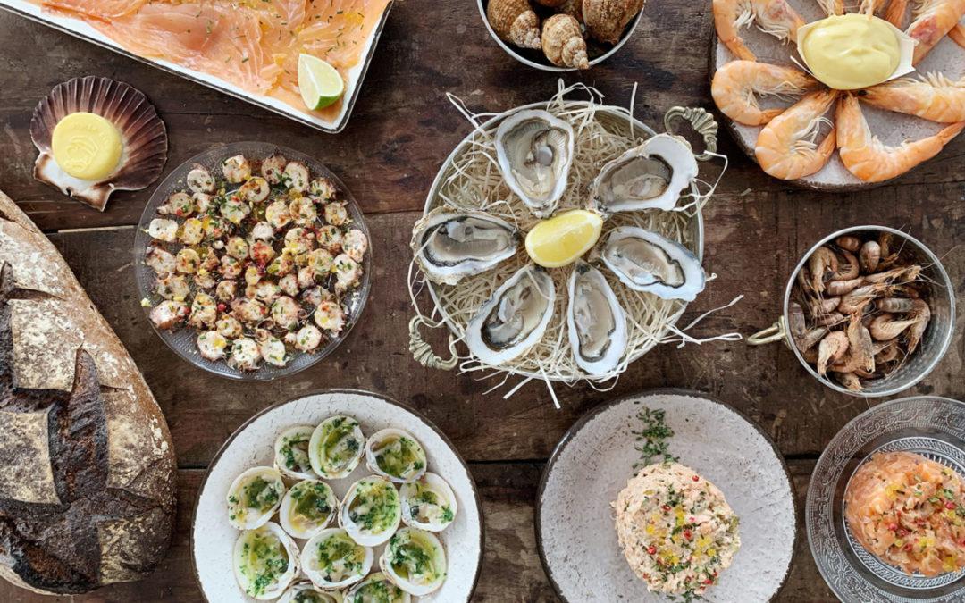 Un « club à huîtres » qui arrive de Bretagne