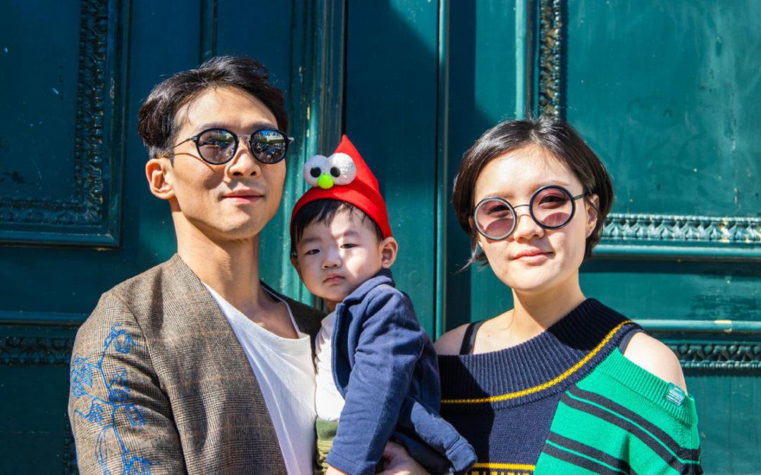 Le look de Ahn, Lee et Ahn Eden