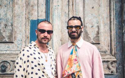 Le look de Rayan et Nunzio