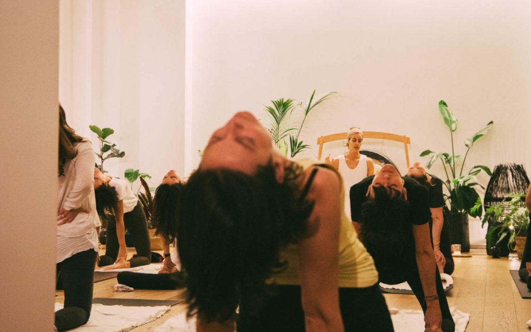 On a testé le kundalini yoga au Centre Élément