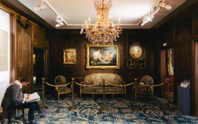 """Musée Cognacq-Jay, un """"mini-Louvre"""" dans le Marais"""