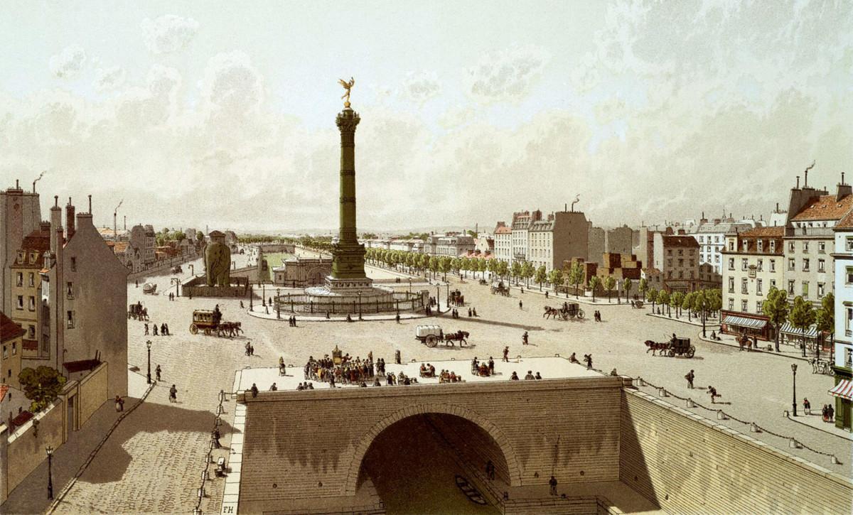 Histoire de La Bastille Et de La Rue Saint