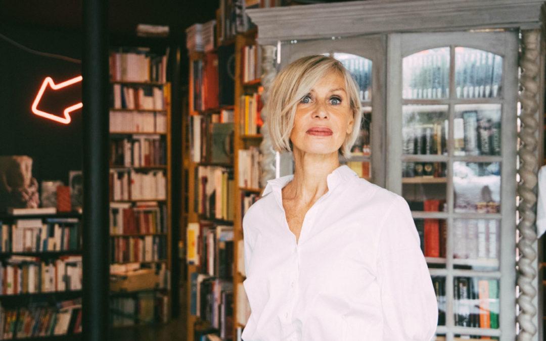 Natalia Turine, la libraire qui vient du froid