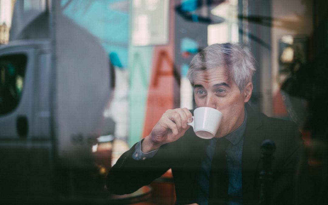 Un café avec le candidat Benjamin Djiane (tête de liste parisiennes, parisiens,)