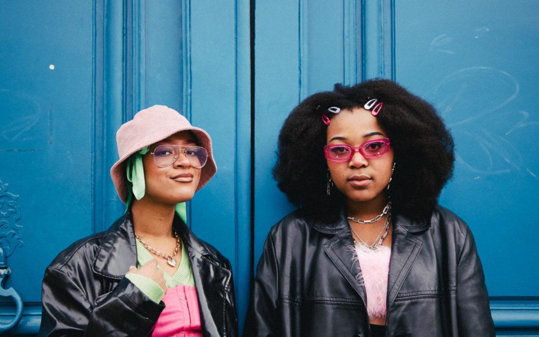 Le look de Aurélie et Chloé