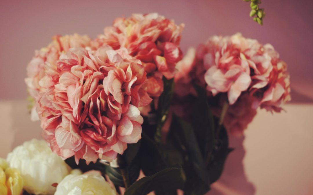 Couvrez-vous de fleurs du printemps !