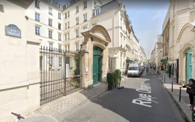 Les rêveries d'un promeneur confiné : rue Charlot