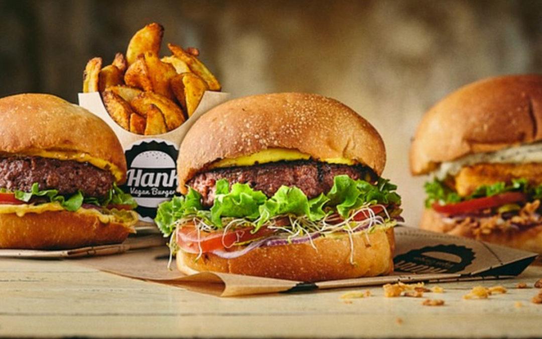 Hank, un burger cool pour la planète