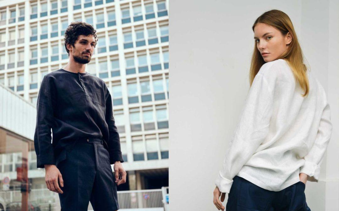 Les vilains parisiens, la mode durable.