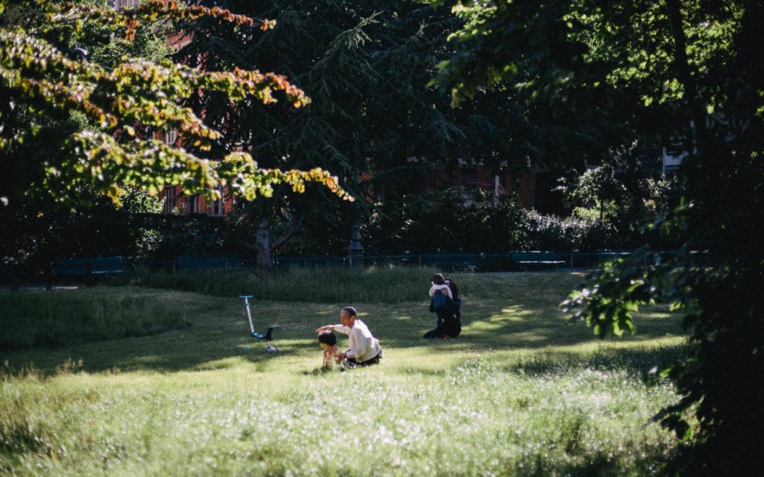 Les parcs du Marais rouvrent enfin