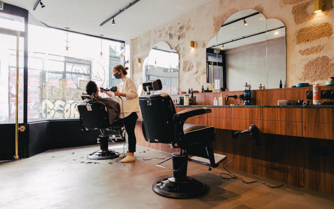 Le Club 33, le barbier au poil