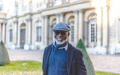 Eriq Ebouaney, le gentleman maraisien