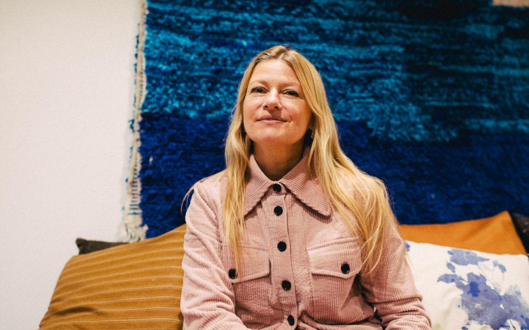 Isabelle Thomas, experte en mode personnelle