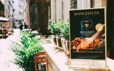 Le Beef, un steakhouse pour faim de loup
